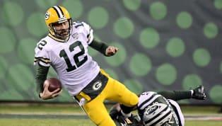 El mariscal de campo de losGreen Bay Packers, Aaron Rodgers, alienta a sus compañeros a jugar bien como una forma de respaldar el trabajo del entrenador en...