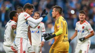Após o encerramento oficial do Brasileirão 2018,acreditava-se que o Flamengo iria ao mercado em busca de um goleiro. A enorme polêmica e quebra de...