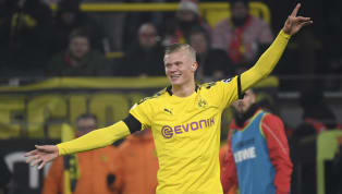 Erling Haaland crowned hisDortmund home debut with a brace as Die Borussenended FC Köln's four-match unbeaten run with a thumping 5-1 victory on Friday...