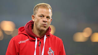 """Der1. FC Kölnist bei der Mission""""sofortiger Wiederaufstieg"""" auf einem guten Weg und liegt vor dem Montagsspiel des Hamburger SV auf dem ersten Platz...."""