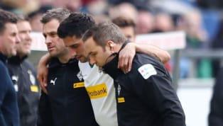 Lars Stindl droht ein wochen-, wenn nicht sogar monatelanger Ausfall. Beim 1:0-Sieg gegen Hannover 96 verletzte sich der 30-Jährige vermutlich schwer....