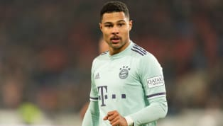 ​Bayern Munich have confirmed that winger Serge Gnabry suffered a torn thigh muscle during Wednesday's victory over RB Leipzig and will now miss Saturday's...