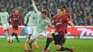 Tabellenführer gegen Schlusslicht heißt esam Samstagnachmittag in der Allianz Arena, wenn Hannover 96 seine Visitenkarte beim FC Bayern München abgibt....