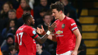idge Manchester United secured a vital 2-0 away Premier League win over Chelsea in the race for European places on Monday evening, in a closely fought game...