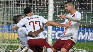 İtalya Serie A'nın 14. hafta mücadelesinde Roma, dış sahada Hellas Verona'yı 3-1 mağlup etti.Sarı-kırmızılı ekibe galibiyeti getiren golleri; 17. dakikada...