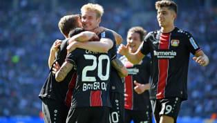 Das Saisonfinale vonBayer 04 Leverkusenendete in einem Freudentaumel. Mit dem 5:1 Auswärtssieg in Berlin bei der Hertha schob man sich an Borussia...