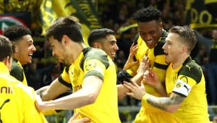 Nach etlichen vergebenen Großchancen sicherte sichBorussia Dortmundin der Nachspielzeit der Partie gegen Hertha BSC durch ein Tor von Marco Reus den...