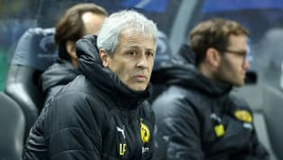 ​Borussia Dortmund manager Lucien Favre claimed his side were 'fully deserving' of ​their dramatic 3-2 win over Hertha BSC to return to the top of the...