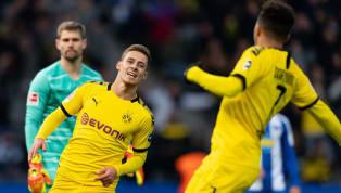 Das 2:1 über Hertha BSC hat Lucien Favre ein wenig Luft verschafft, endgültig ist Borussia Dortmund aber noch nicht raus aus der Krise. Ein Sieggegen...