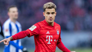 When Bayern Munich took the decision to sign Philippe Coutinho on a season-long loan at the beginning of the campaign, the German champions must have been...