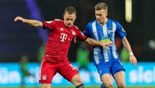In der Allianz Arena stehen sich am Samstagnachmittag der FC Bayern München und Hertha BSC gegenüber. Beide Klubs trafen zuletzt im DFB-Pokal-Achtelfinale...