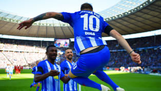 """Hertha BSCkann auch in Zukunft mit Ondrej Duda planen. Der Spielmacher setzte seine Unterschrift unter einen neuen """"langfristigen"""" Vertrag. Zur genauen..."""