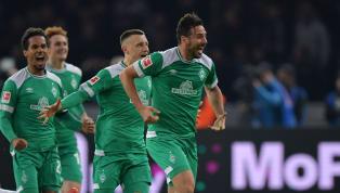 Der SV Werder Bremen durfte sich am Samstagabend in Berlin über einen glücklichen Punktgewinn freuen. Claudio Pizarro traf in der sechsten Minute der...