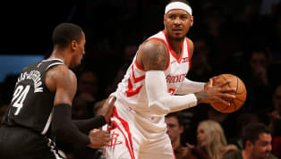 The floating void on theHouston Rocketsroster might finally be nearing a decision. Carmelo Anthonyisn't near the player he once was, asMelofailed to...