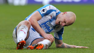 Huddersfield Town have been rocked by a wave of injuriesthat has decimated the club's first-team squad, leaving just 15 players available for training on...