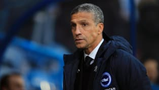 Chris Hughton Hails Brighton's 'Outstanding' Performance During 3-1 Win Over Crystal Palace