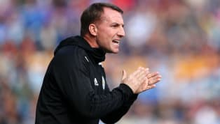 ​Leicester City manager Brendan Rodgers was elated by his side's impressive attacking display after they thrashed already relegated Huddersfield 4-1 at the...