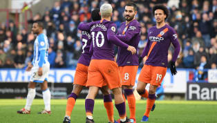 Manchester City sauntered past Huddersfield Town on Sunday afternoon, with a stirring second half performance seeing Pep Guardiola's side cruise to a 3-0 win...