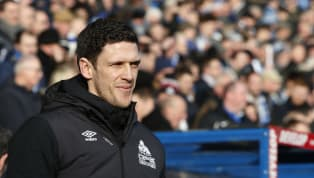 Huddersfield Town's caretaker boss Mark Hudson praised his side's efforts against Manchester City on Sunday afternoon, despite the Terriers slumping to a 3-0...
