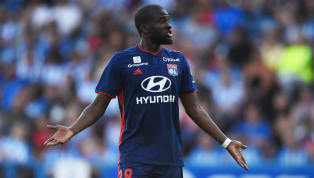 bele ​Manchester United and Tottenham are still in talks with Lyon over the possibility of signing midfielder Tanguy Ndombélé this summer. The 22-year-old is...