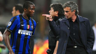 ​José Mourinho still keeps in contact with a group of former Inter players, that he managed 10 years ago, in a WhatsApp group, according to Samuel Eto'o. The...