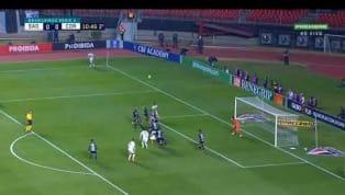 Tricolor na frente no Majestoso! Nenê bateu escanteio e Anderson Martins testou firme sem chances para Cássio. O placar agora é:  São Paulo 1x0 Corinthians...