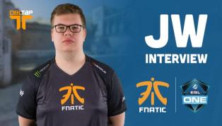 "JW: ""Me, flusha and Krimz Sometime Back, We Also Considered Going International"""