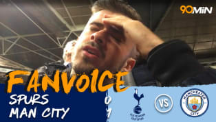 Tottenham 0-1 Man City | Mahrez Strike Gives City Win Over Spurs in Tough Conditions | FanVoice