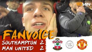 Southampton 2-2 Man Utd | Lukaku & Herrera Rescue United's Blushes Against Saints | FanVoice