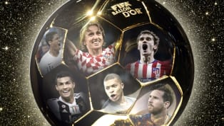 Is This the Year Messi & Ronaldo Don't Win the Ballon d'Or?