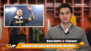 Ryan Shazier is NFL's Best Story Right Now