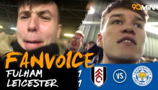 Fulham 1-1 Leicester | Maddison's Goal Denies Cottagers the Win as Foxes Claim a Point | FanVoice