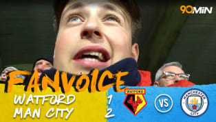 Watford 2-0 Man City | Sane & Mahrez Get Citizens the Win Against the Hornets | FanVoice