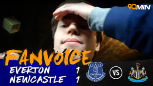 Everton 1-1 Newcastle | Richarlison Spares Toffees' Blushes Against Magpies! | FanVoice