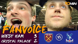 West Ham 3-2 Crystal Palace | Eagles Late Comeback Not Enough to Deny Hammers Another Win | FanVoice
