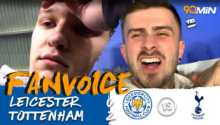 Leicester 0-2 Tottenham | Son & Alli Earn Spurs Another Win Over Foxes | FanVoice
