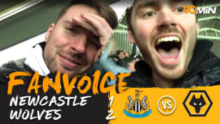 Newcastle 1-2 Wolves | Rafa Rages as Visitors Snatch Last Gasp Win at St James' Park | FanVoice