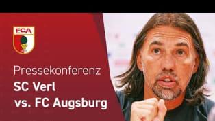 Für denFC Augsburgsteht am Wochenende das erste Pflichtspiel der Saison gegen den SC Verl im Pokal an. Dementsprechend fand heute auch die erste...