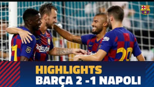 DerFC Barcelonabefindet sich vor dem Liga-Auftakt in einer Woche in einer soliden Form. Am gestrigen Donnerstag setzte sich das Team von Cheftrainer...