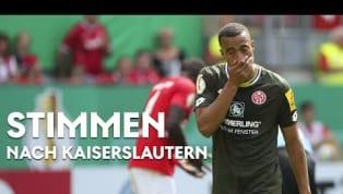 Der Schock sitzt beim1. FSV Mainz 05tief nach dem Pokal-Aus in der ersten Runde gegen den 1. FC Kaiserslautern. Nach dem Spiel äußerten sich unter anderem...
