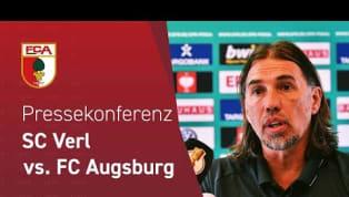 Für denFC Augsburgendet die Reise im DFB-Pokal bereits in der ersten Runde. Gegen den SC Verl verlor das Team von Trainer Martin Schmidt mit 1:2. Nach dem...