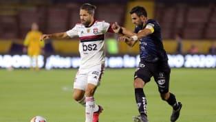 Na noite desta quarta-feira (19), oFlamengo, que ergueu seu primeiro troféu da temporada no último domingo, entrou em campo para encarar o Independiente...