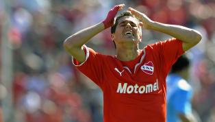 Debutó en el 2008 en Independiente y parecía que nacía una nueva estrella. Un jugado talentoso como pocos, que muchos ya se imaginaban jugando en Europa....