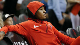 Carmelo Anthony hasn't seen an NBA floor for a couple months now. Only 33 years old and almost forgotten now, it has been a far fall from grace for one of the...