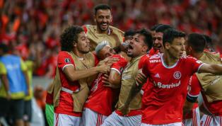 OInternacionalvenceu a Universidad de Chile pelo placar de 2 a 0 no jogo de volta da segunda fase da Copa Libertadores da Américae avançou para a...