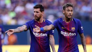 Siêu sao Lionel Messi thể hiện sự nuối tiếc khi người đồng đội của mình - Neymar không thể trở về đầu quân cho Barcelona trong kì chuyển nhượng mùa hè 2019...