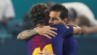 Siêu sao Lionel Messi khẳng định rằng một số người của Barcelona không muốn sự trở về của Neymar. Neymar rờiBarcelonanăm 2017 để gia nhập PSG theo một bản...