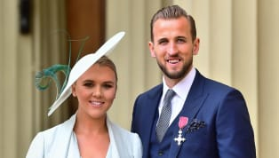 Harry Kane is enjoying some well-deserved time off this summer, and he ensured it would be a summer he would never forget by finally tying the knot with...