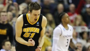 It was a tale of two halves for theIowa Hawkeyes. After being down 13 at one point, Iowa went on a late 18-5 run to storm back and secure a 79-72 first-round...