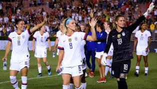 ​The USA women's national team continued to show their strength in world football as they breezed past the Republic of Ireland 3-0 in their first game since...